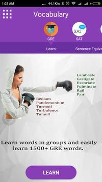 GRE Vocabulary screenshot 4