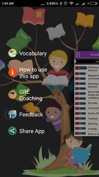 GRE Vocabulary screenshot 3