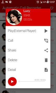 Automatic Call Recorder screenshot 10