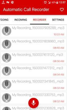 Automatic Call Recorder screenshot 5
