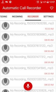 Automatic Call Recorder screenshot 9