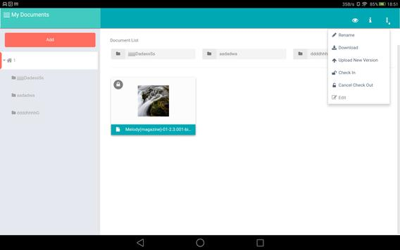 Doco365 HD apk screenshot