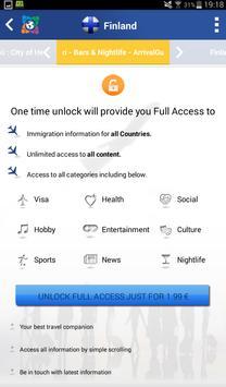 Immigration-Informations-News apk screenshot