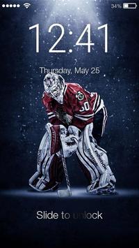 Hockey Screen Lock poster