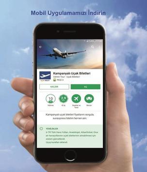 Kampanyalı Uçak Biletleri poster