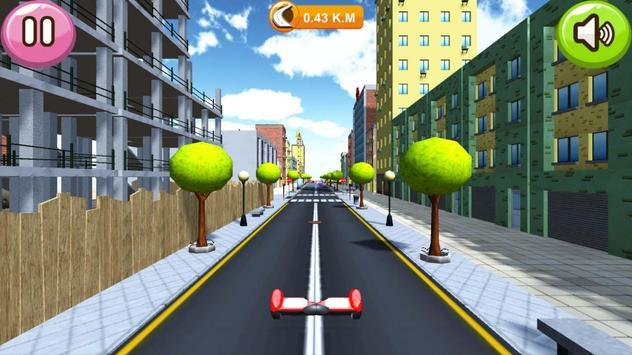 Hoverboard Simulator Unlimited apk screenshot