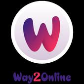 Way2Online icon