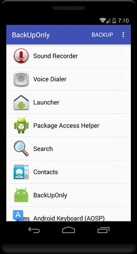 Backup & Manage Application for Android - APK Download