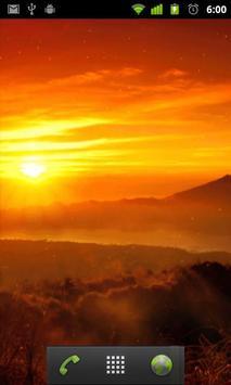 sun rise wallpaper apk screenshot