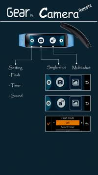 Gear Fit Camera Remote poster