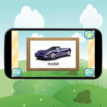 Belajar Alat Transportasi screenshot 3