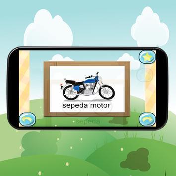 Belajar Alat Transportasi screenshot 2