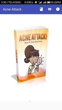 Acne Attack poster