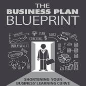 Business Plan Blueprint icon