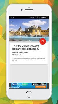 Cheap Holidays apk screenshot