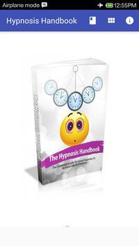 Hypnosis Handbook poster