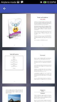 Hypnosis Handbook apk screenshot