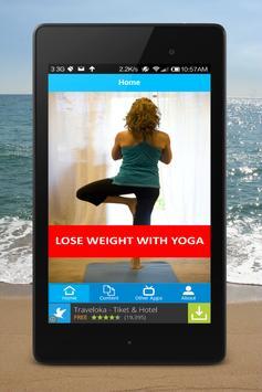 Lose Weight With Yoga apk screenshot
