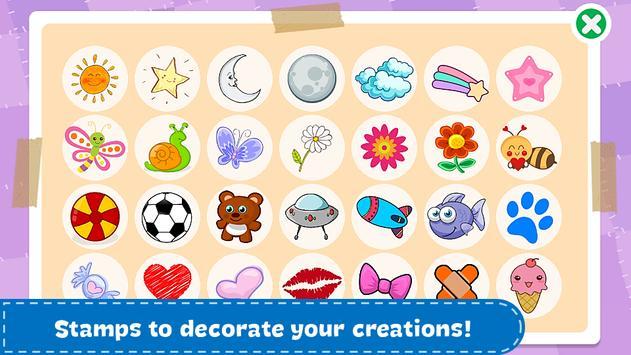 Раскраски для детей скриншот 23