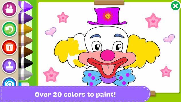 Раскраски для детей скриншот 2