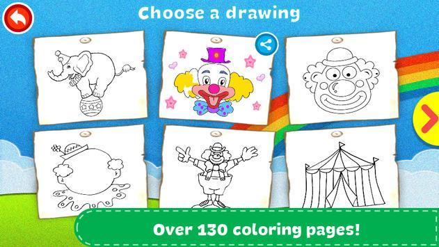Раскраски для детей скриншот 5