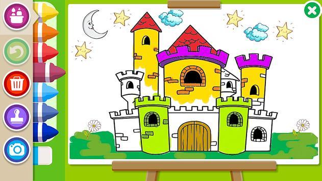 Раскраски для детей скриншот 6