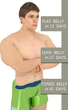 Belly Fix - 12 days PRO poster