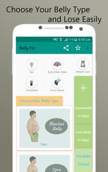 Belly Fix - 12 days PRO screenshot 1