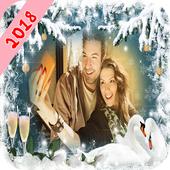 Christmas santa Frames icon