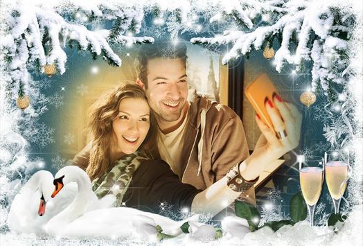 Christmas santa Frames poster