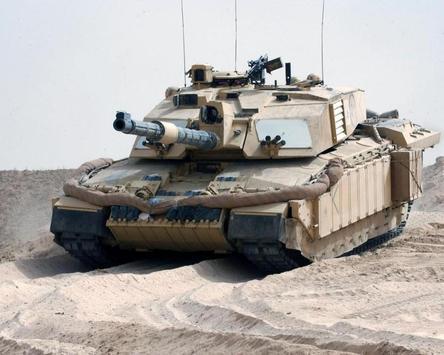 Challenger Tanks Puzzle Game apk screenshot