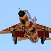 Puzzle Mikoyan Gurev MiG 21 icon