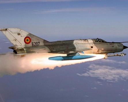Puzzle Mikoyan Gurev MiG 21 apk screenshot