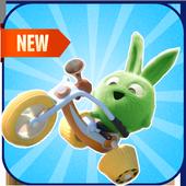 Free Sunny bunnies bike speed game icon