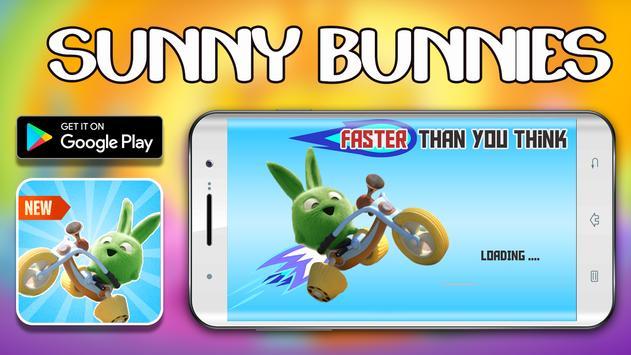 Free Sunny bunnies bike speed game screenshot 4