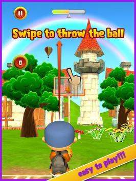 Street Kid Basket Baller apk screenshot