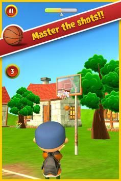 Street Kid Basket Baller poster