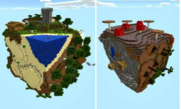 The Worlds Map Addon for MCPE apk screenshot
