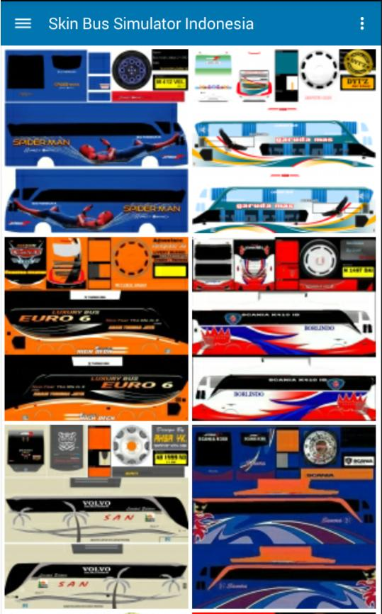 New Skin Bus Simulator Indonesia Bussid For Android Apk Download