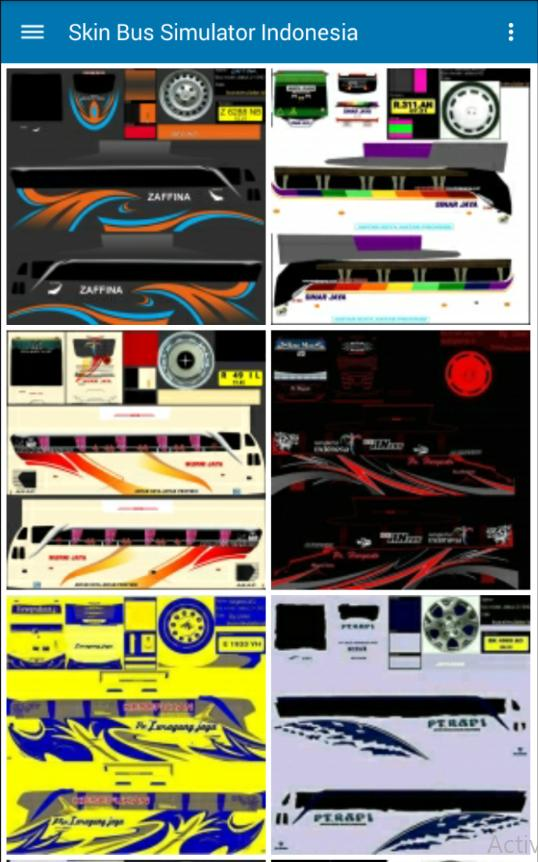 New Skin Bus Simulator Indonesia ( Bussid ) for Android - APK Download
