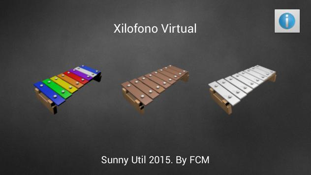 Xilofono Virtual poster