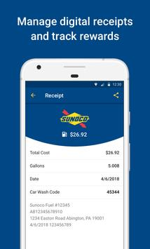 Sunoco screenshot 2