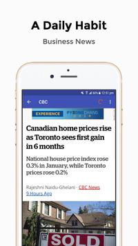 Canada Business News apk screenshot