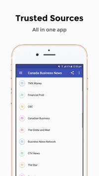 Canada Business News screenshot 1
