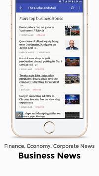 Canada Business News screenshot 2