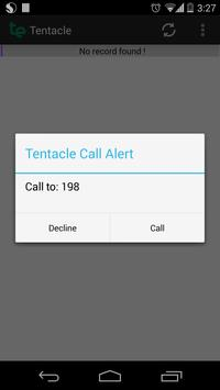 Tentacle apk screenshot