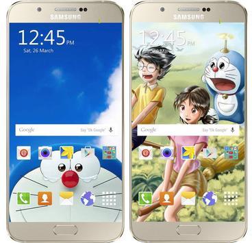 Fonds d'écran HD de Doraemon screenshot 2