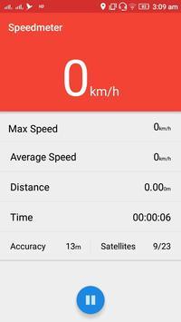 Speedmeter screenshot 1