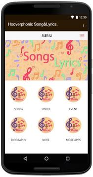 Hooverphonic Song&Lyrics. screenshot 1