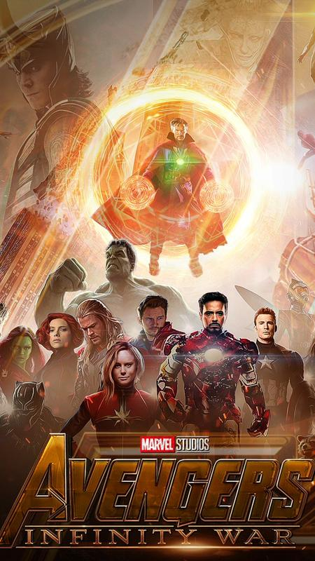 Wallpaper Avengers Infinity War Full Hd For Android Apk Download